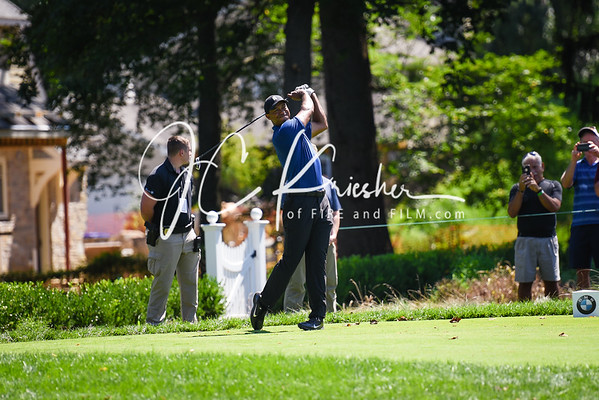 BMW Championship - Aronimink Golf Club -  Newtown Square, Pa. - Practice Round 9/4/2018