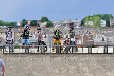 BMX Race - Rocky Mountain State Games, 2012