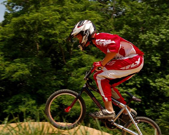 BMX Race 6-8-08