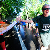 during the Citizen's Race of  the 2012 Bolder Boulder.<br /> Photo by Paul Aiken / The Camera