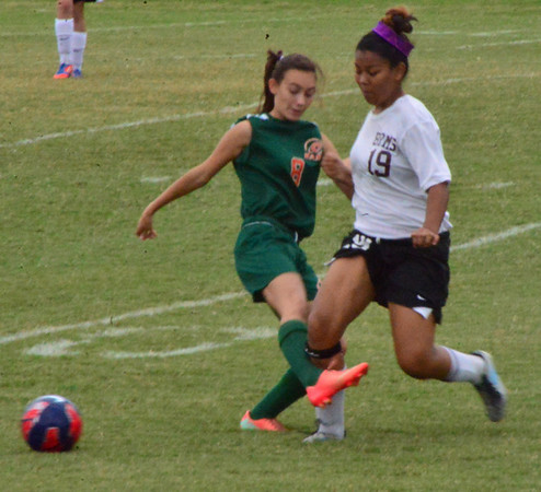 BRMS v AMS Girls' Soccer Championship 13