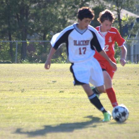 BRMS v St. Anne Boys Soccer