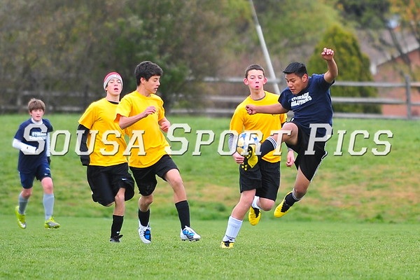 U19Championship Game 11.06.10