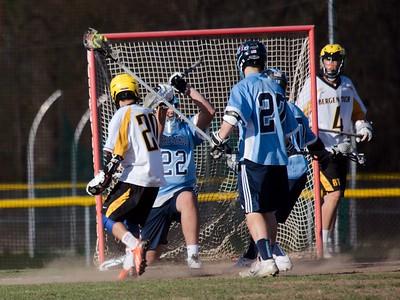 Varsity Lacrosse - 2015