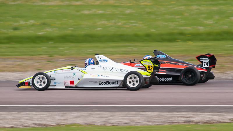 Formula Ford Championship of Great Britain, Thruxton, May 2014