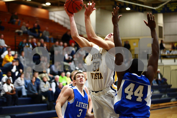 Boy's BVU vs. Luther