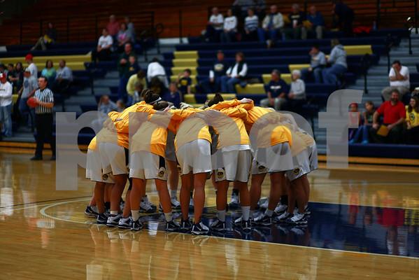 BVU Women's Basketball 11/17