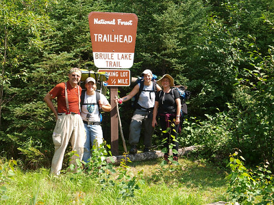 Why we organize trail clearing trips:  We help backpackers like you to have positive wilderness experience.  We are the Boundary Waters Advisory Committee and you will find more about our hikes and BWCA trips on  http://www.meetup.com/Friends-of-BWCA-Trails