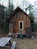 """Another cabin at the rustic Bally Creek Camp.   <a href=""""http://www.bwac.homestead.com"""">http://www.bwac.homestead.com</a>"""