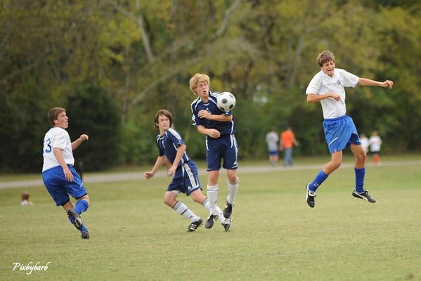 BWSC Tournament U 15 Premier Boys-Final Game vs TNFC 10-12-08