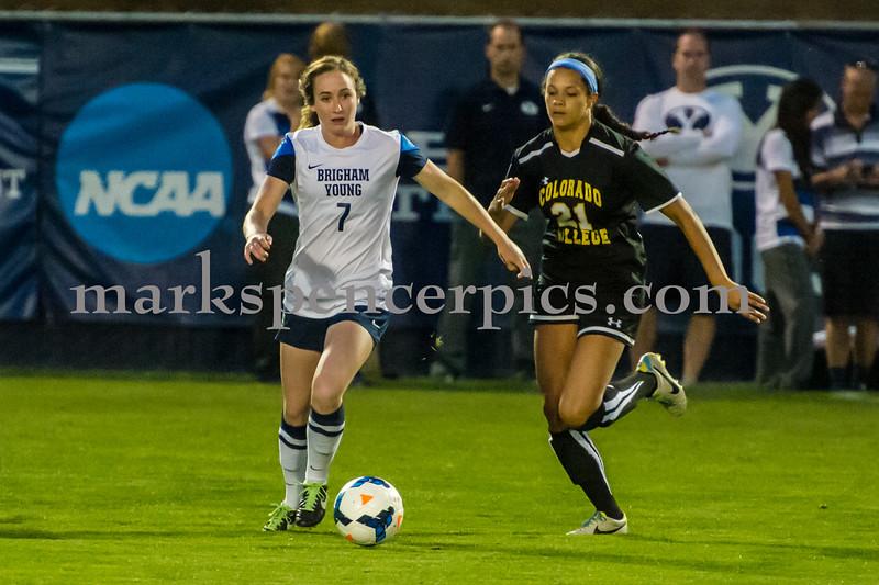 BYU Soccer vs Colorado College-14Sep20-0013
