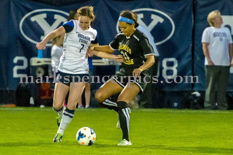 BYU Soccer vs Colorado College-14Sep20-0010