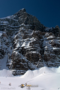 Ski Touring in the Sheol Valley
