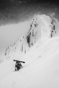 the triumphant return of #machomonday. Michael Hall getting after it in Kananaskis, Oct. 27