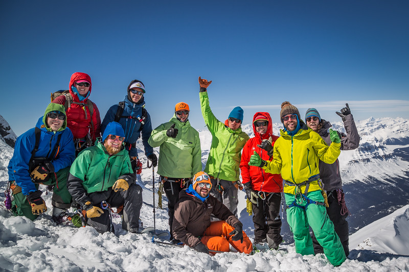 Capow Hook up camp 2014