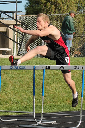 Badger Boys and Girls Track-Conference Meet-Delavan-4.16.12
