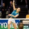 Championnat Suisse élite 2014 de badminton, 2ème journée double dames