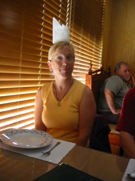 Mary, Queen of Thai food