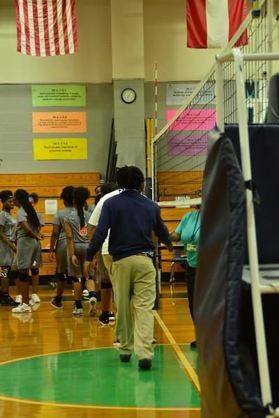 Baker Volleyball 9-26-17