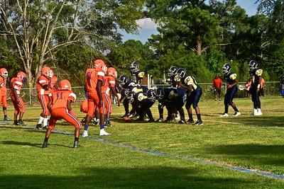 Baker vs Richards Football 9-14-17