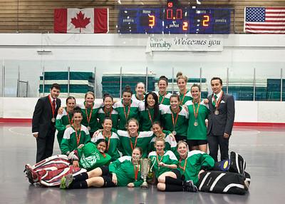 Ball Hockey Provincials 2014