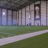 Indoor Practice Field