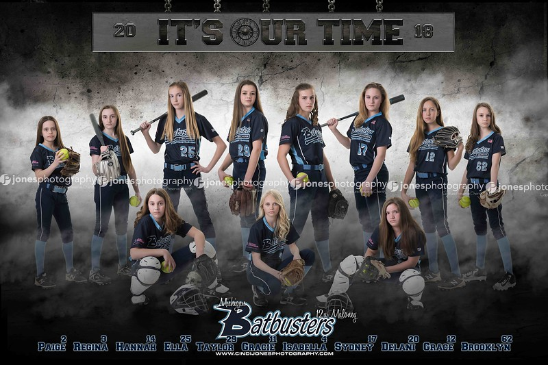 Batbusters Maloney Its Our Time 2018 copy