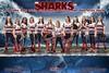 Sharks Tidal Wave 2 10u 2018