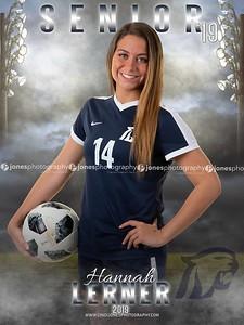 Hannah Dakota Senior Banner 2019