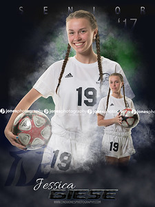 Jessica Dakota Senior Banner