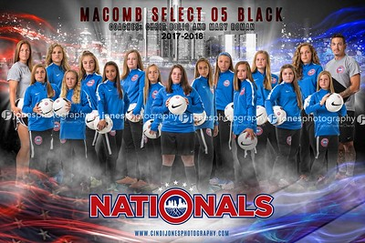 05 select Nationals Downtown Poster