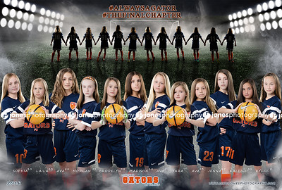 Gators Team Poster_#alwaysagator_#thefinalchapter_Jones Photography