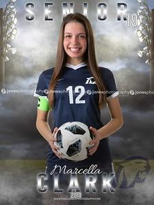 Marcella Dakota Senior Banner 2019