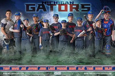 Macomb Gators 2020