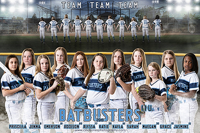Web Use ONLY Not For Print TEAM TEAM TEAM 4x6 Banner or 12x18 Poster Template