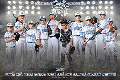 Web Use ONLY Not For Print Michigan Dawgs 10u 2019