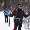 Jan and Lynn are great ski partners and companions.