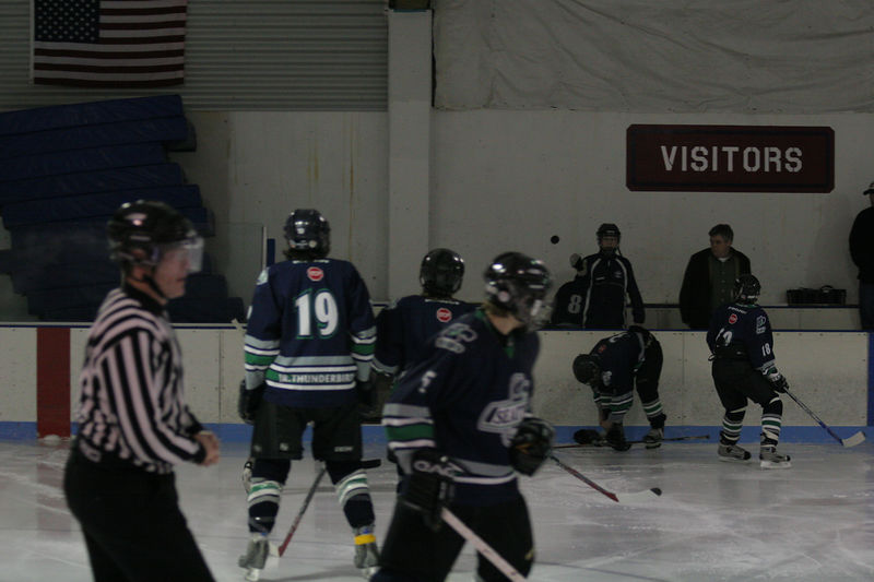 Exhibition vs Puget Sound Game 2 Feb 12 2006 028