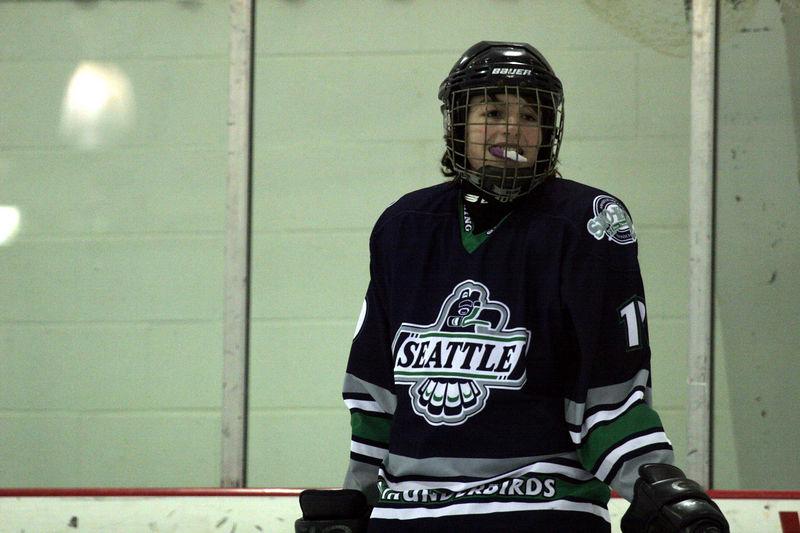 West Coast Hockey Club Second Game 001