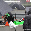 Where's my umbrella girl? I bet Danica would not hold her own umbrella!