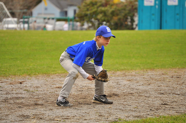 Barre Baseball 2014