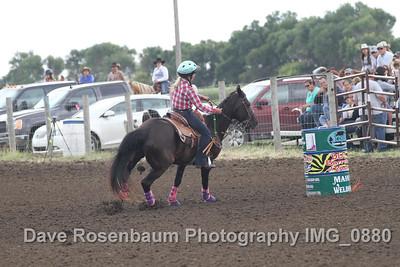 Barrel Racing Cassidy Weber Weyburn Aug 2013
