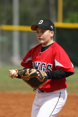 Dawg Baseball--East Cobb Tourney, April 4