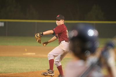 Walker MS Baseball Playoffs 2008