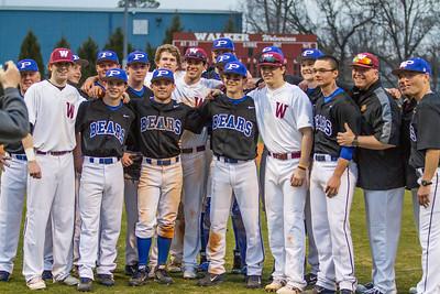 Walker Baseball 2014