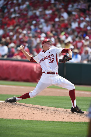 2015 NCAA Baseball Championship -- Razorbacks vs. Bears