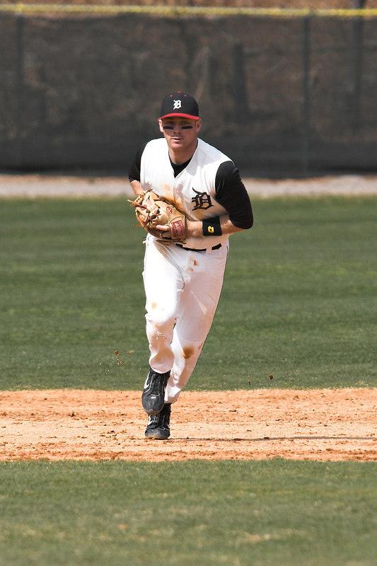 davidson college baseball