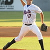 Kingsport Mets pitcher #17. Photo by Erica Yoon