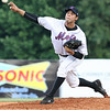 Kingsport Mets pitcher #38. Photo by Erica Yoon