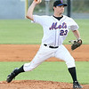 Kingsport Mets pitcher #23. Photo by Erica Yoon